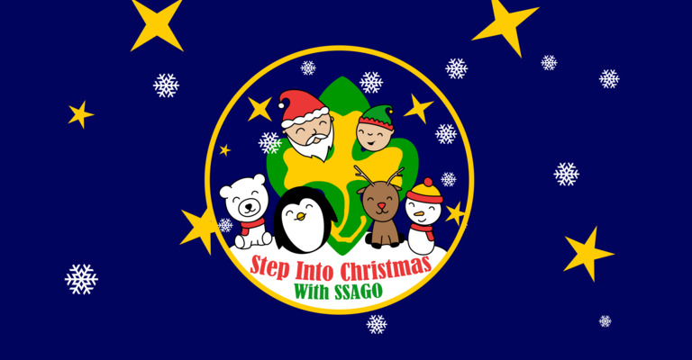 Step Into Christmas with SSAGO