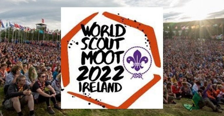16th World Scout Moot Ireland 2022